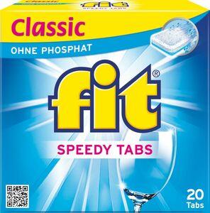 Fit Geschirrreiniger Tabs Classic 20 ST