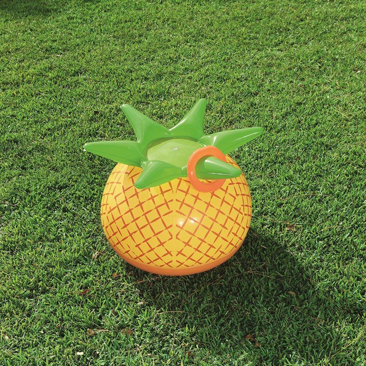 Bild 3 von Bestway #52234 Wassersprinkler Ananas mit Wurfring