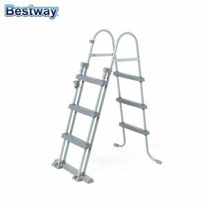 Bestway #58330 Pool-Sicherheitsleiter 107cm
