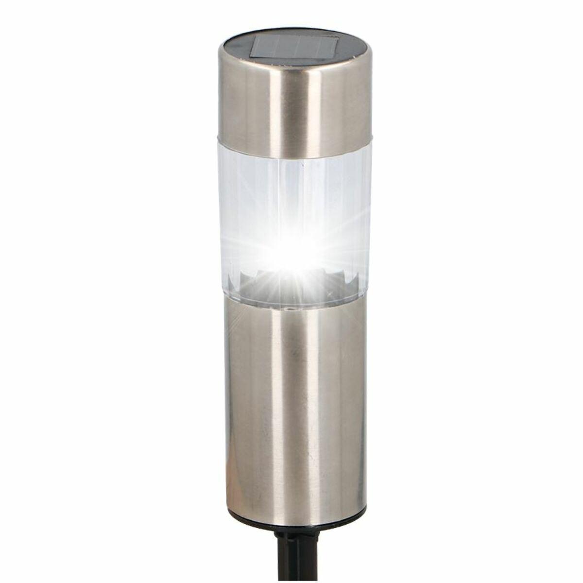 Bild 2 von Grundig LED-Solar-Gartenleuchten 6er-Set
