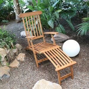 Teak-Deckchair Economic