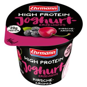 Ehrmann High Protein Joghurt Kirsche-Aronia 200g