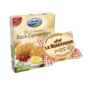 Le Rustique oder Back-Käse
