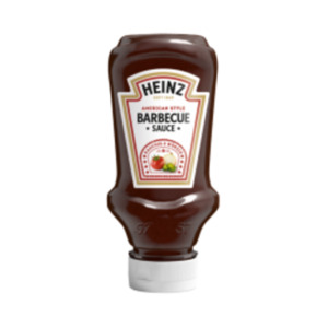 Heinz Feinkostsauce oder American Mustard