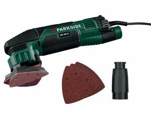 PARKSIDE® Dreieckschleifer PDS 290 C3