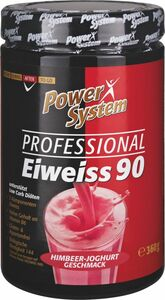 Power System Professional Eiweiß 90 Himbeer-Joghurt 360g