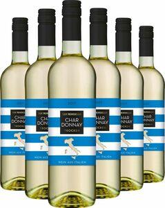 San Mondello Chardonnay IGP, 6 x 0,75 Liter