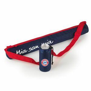 FCB Dosen-Kühltasche Mia san Mia 70cm blau/rot mit Logo