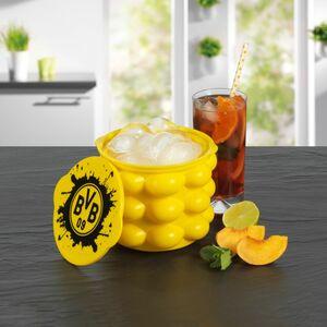 BVB Eiswürfelbehälter 3in1 gelb