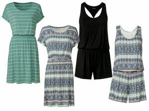 ESMARA® Damen Jumpsuit / Kleid
