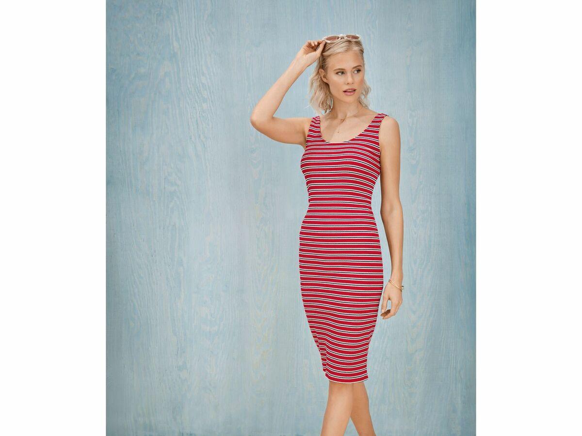 Bild 4 von ESMARA® Damen Midi-Kleid