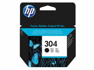 HP 304 Druckerpatrone, Schwarz