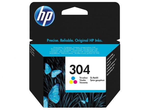 HP 304 Druckerpatrone, Farbe