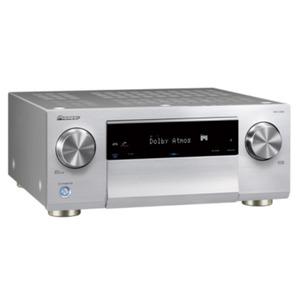 Pioneer VSX-LX503 7.2.4 AV Receiver 4K DTS:X WiFi BT Dolby Atmos e-ARC sil.