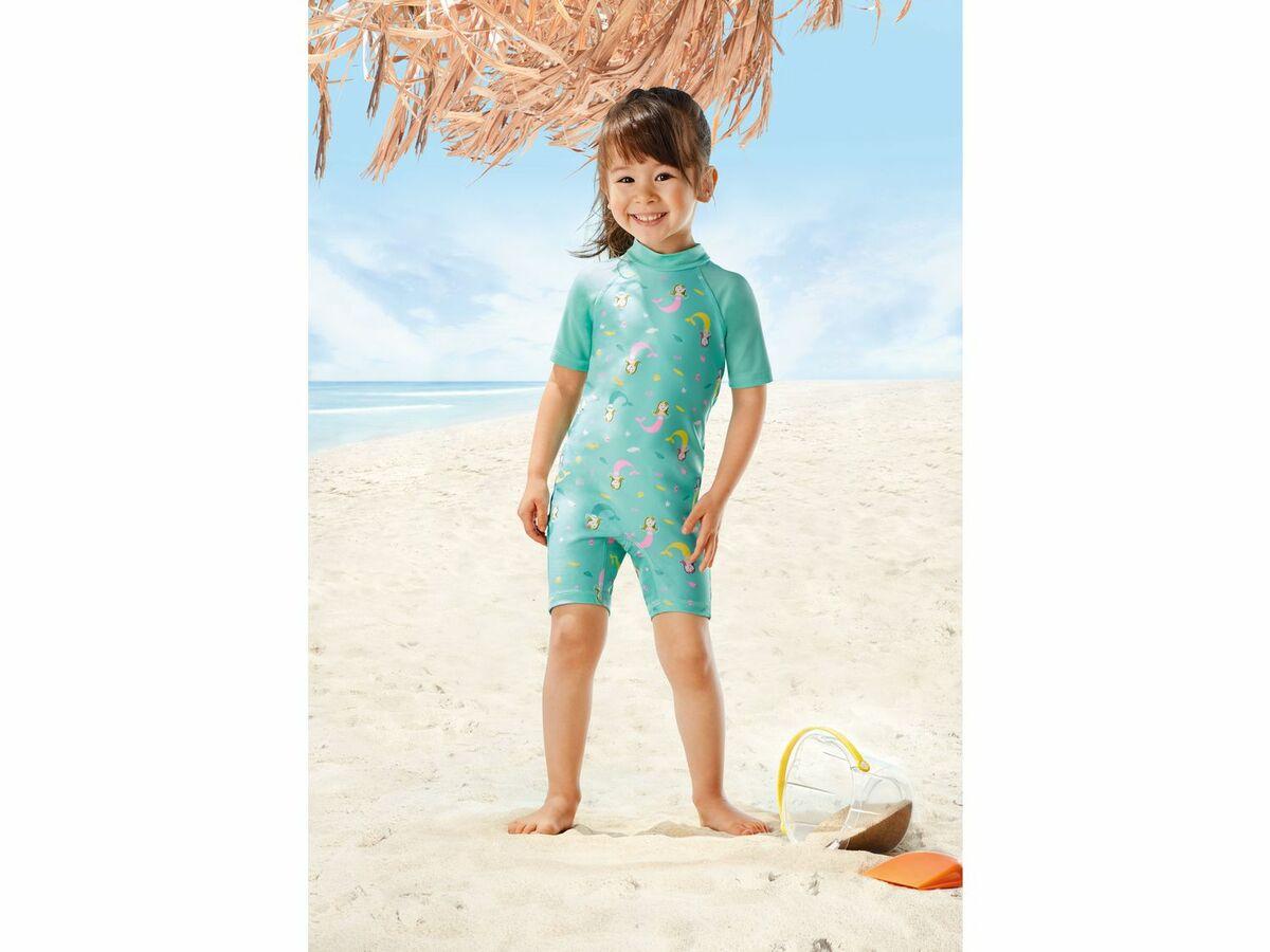 Bild 3 von LUPILU® Kleinkinder Mädchen Schwimmanzug/ Set