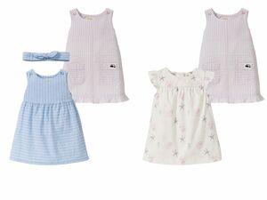 LUPILU® 2 Baby Mädchen Kleider