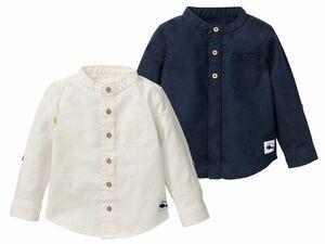 LUPILU® 2 Baby Jungen Hemd
