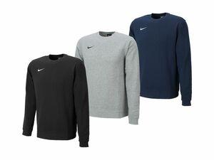 Nike Herren Sweatshirt Crew Fleece Team Club 19