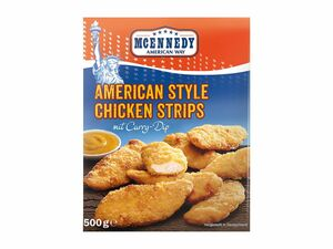 American Style Chicken Strips