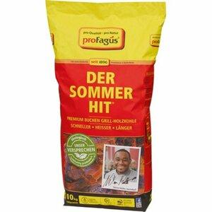 Der Sommer Hit Buchen Grill-Holzkohle 10 kg