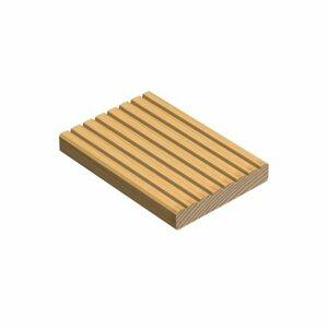 Osmo Terrassendiele sibirische Lärche genutet 2,7 cm x 14,3 cm x 300 cm