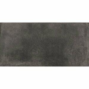 Terrassenplatte Feinsteinzeug Vero 2.0 Zement Anthrazit 50 cm x 100 cm