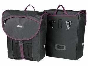 CRIVIT® Fahrrad-Gepäcktaschenset