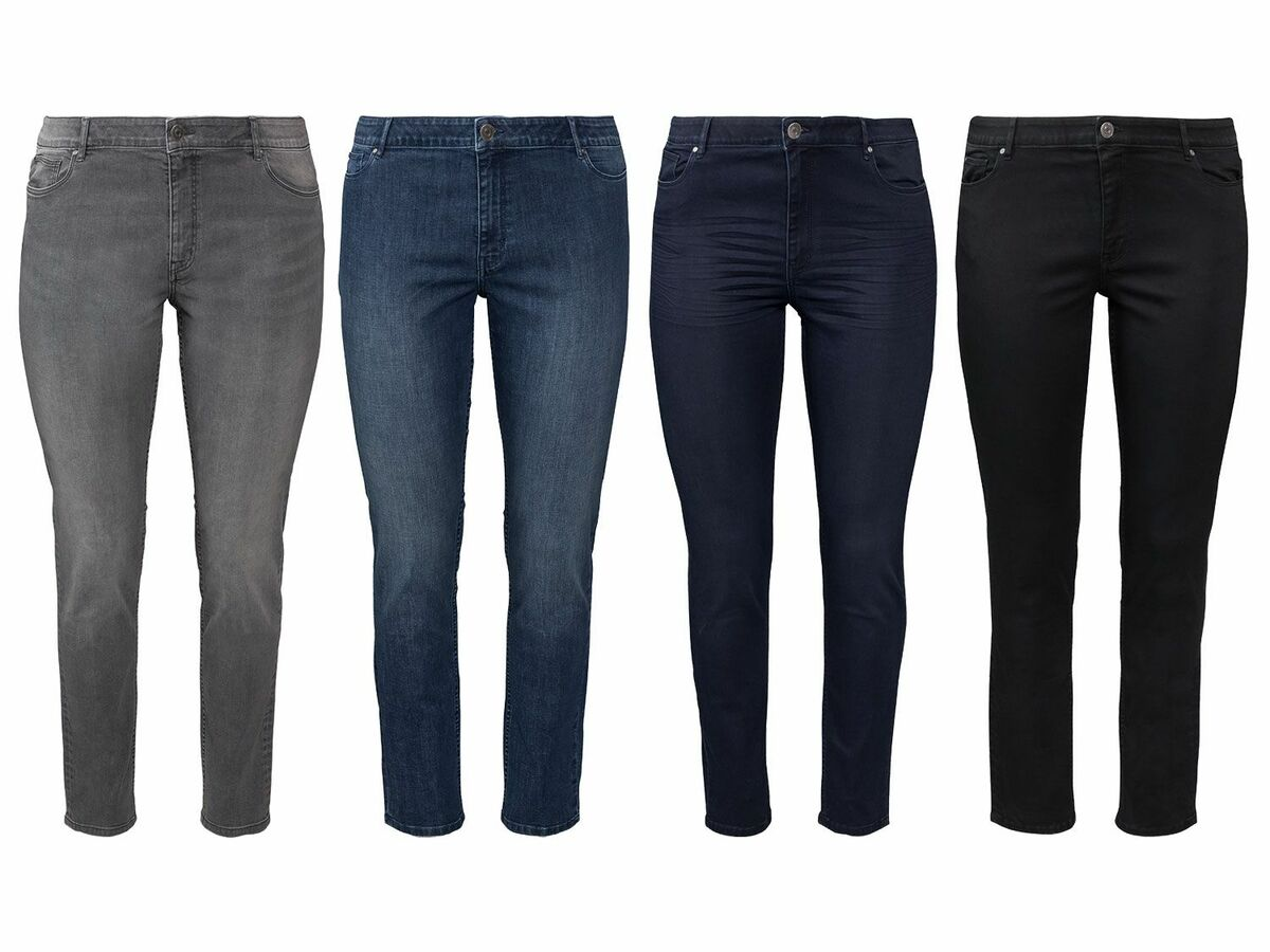 Bild 1 von ESMARA® Damen Jeans