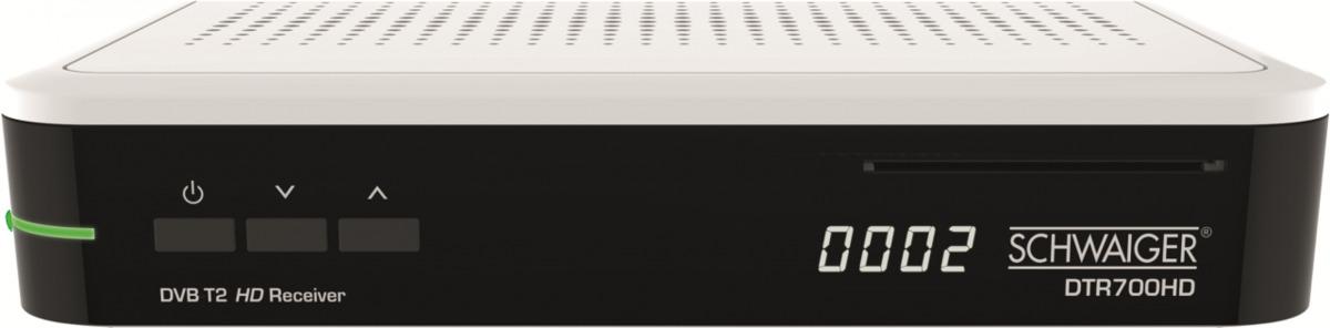 Bild 2 von Schwaiger DVB-T2 HD Receiver
