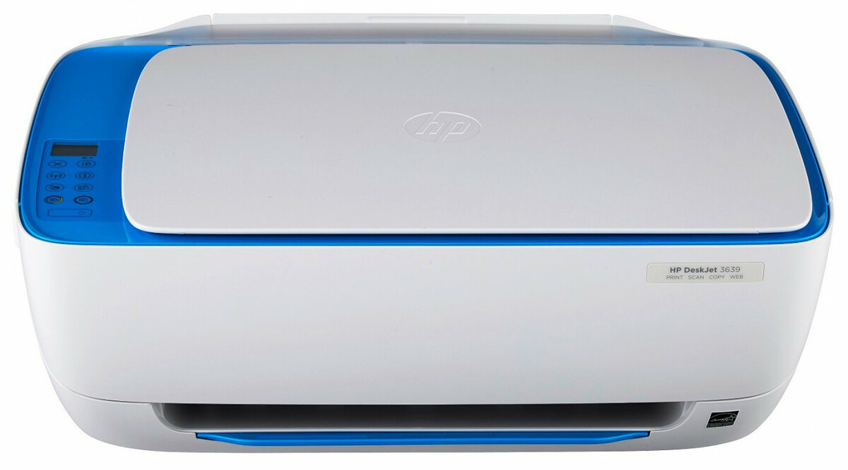 Bild 1 von HP All-in-One-Drucker Deskjet 3639