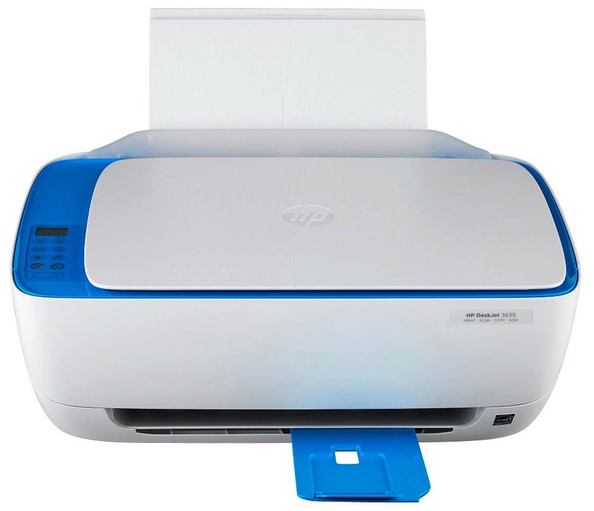 Bild 2 von HP All-in-One-Drucker Deskjet 3639