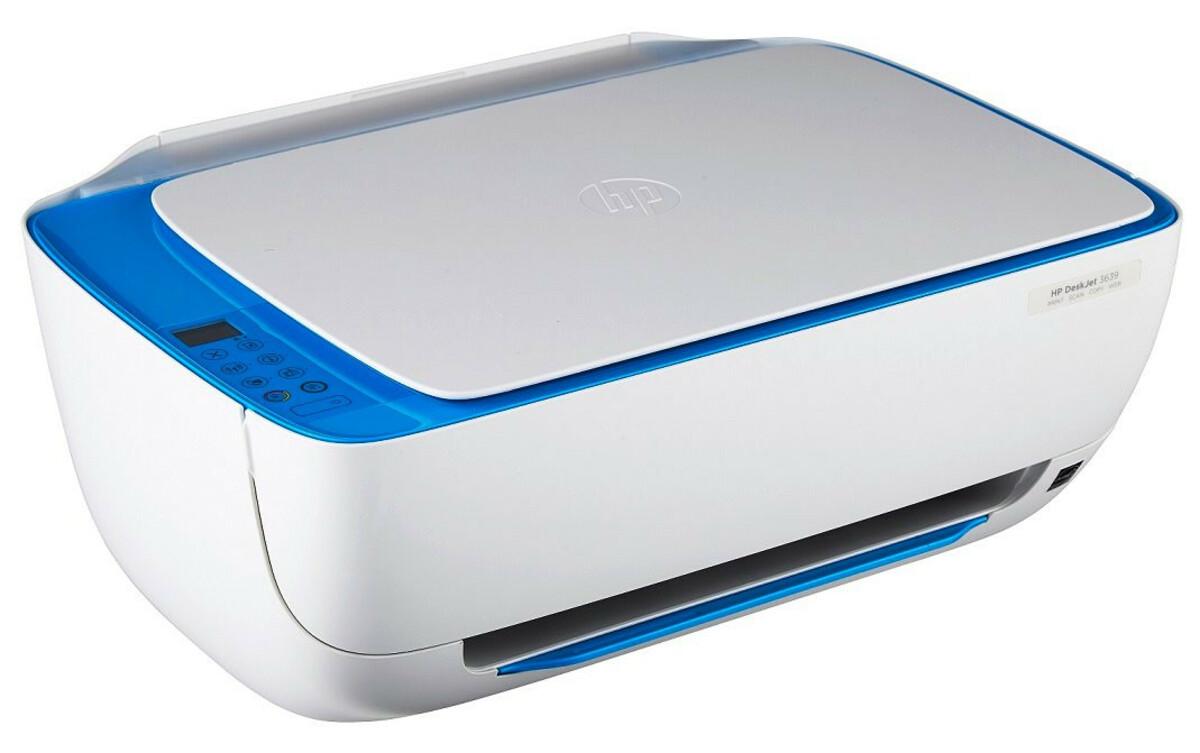 Bild 3 von HP All-in-One-Drucker Deskjet 3639