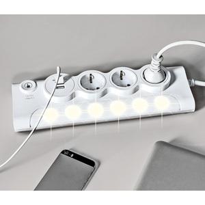 Powertec Electric Smart-Steckerleiste