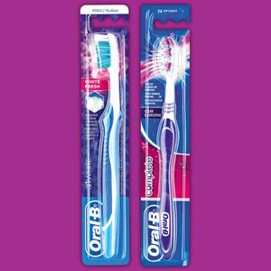 Oral-B Premium Zahnbürsten