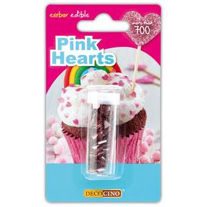 Dekoback-Decocino Pink Hearts