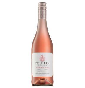 Pinotage Delheim Stellenbosch rosé 2018, 0,75l