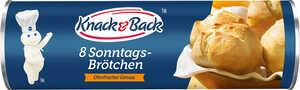 KNACK & BACK  Brötchen zum Selberbacken