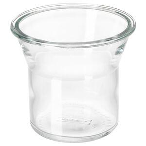 IKEA 365+                                Behälter, rund, Glas, 1.0 l