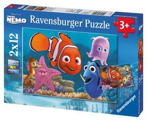 Ravensburger Puzzle Nemo der kleine Ausreißer