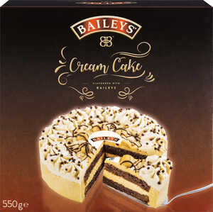 BAILEYS  Cream Cake