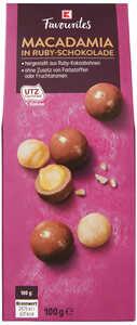 K-FAVOURITES  Macadamia- oder Mandelkerne