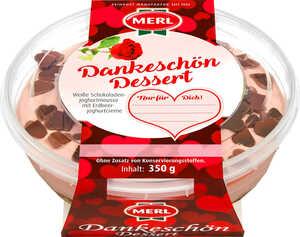 MERL  Muttertag-Dankeschön-Dessert