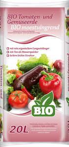 Bio-Tomaten- und Gemüseerde