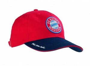 FC Bayern München Baseball-Cap ,  Stilecht in den Vereinsfarben!