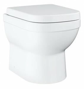 Grohe Stand-Tiefspül-WC Euro Keramik ,  weiß,spülrandlos, inkl. WC-Sitz