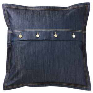 SISSIL                                Kissenbezug, blau, 50x50 cm