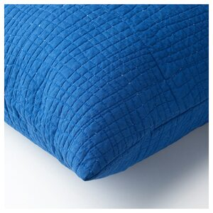 TÄNKVÄRD                                Kissenbezug, blau, 65x65 cm