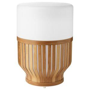MULLBACKA                                Tischleuchte, LED, für draußen