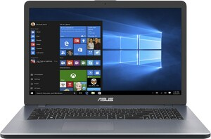 Asus F705UA-BX831T 43,94 cm (17,3´´) Notebook star grey