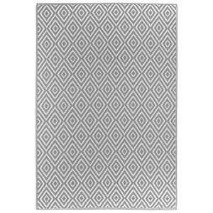 Boxxx OUTDOORTEPPICH In-/ Outdoor 90/150 cm Weiß